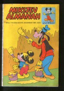 Mikijev Almanah