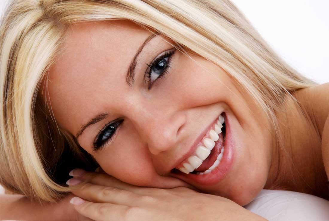 Lep osmeh