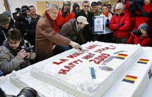 Najveća torta