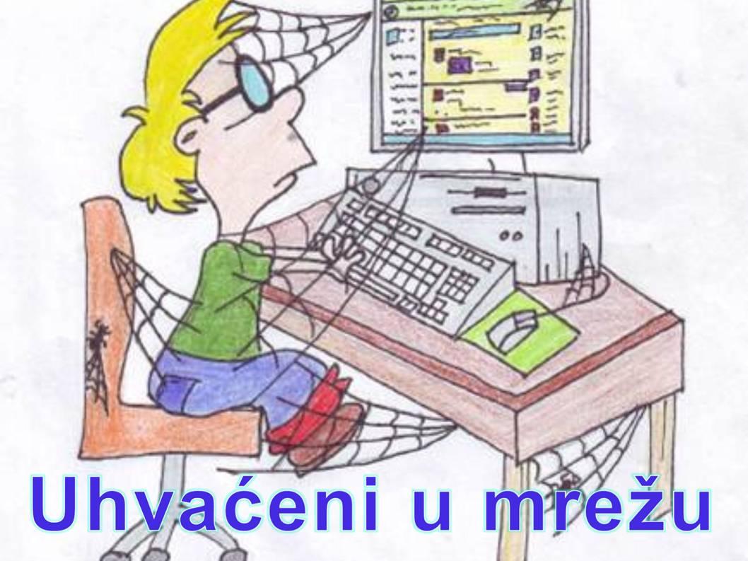 Bezbednost učenika od interneta