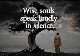 wiseinsilence