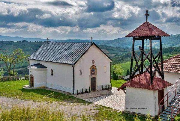 Manastir Preradovac, Levač 26.06.2014.