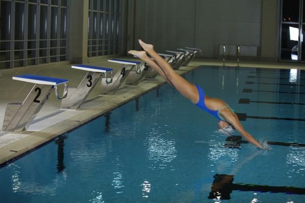 Sva moja maštanja i planovi su usmereni ka plivanju. Mnogo je rada i odricanja potrebno da bi se postigao veliki, svetski uspeh.
