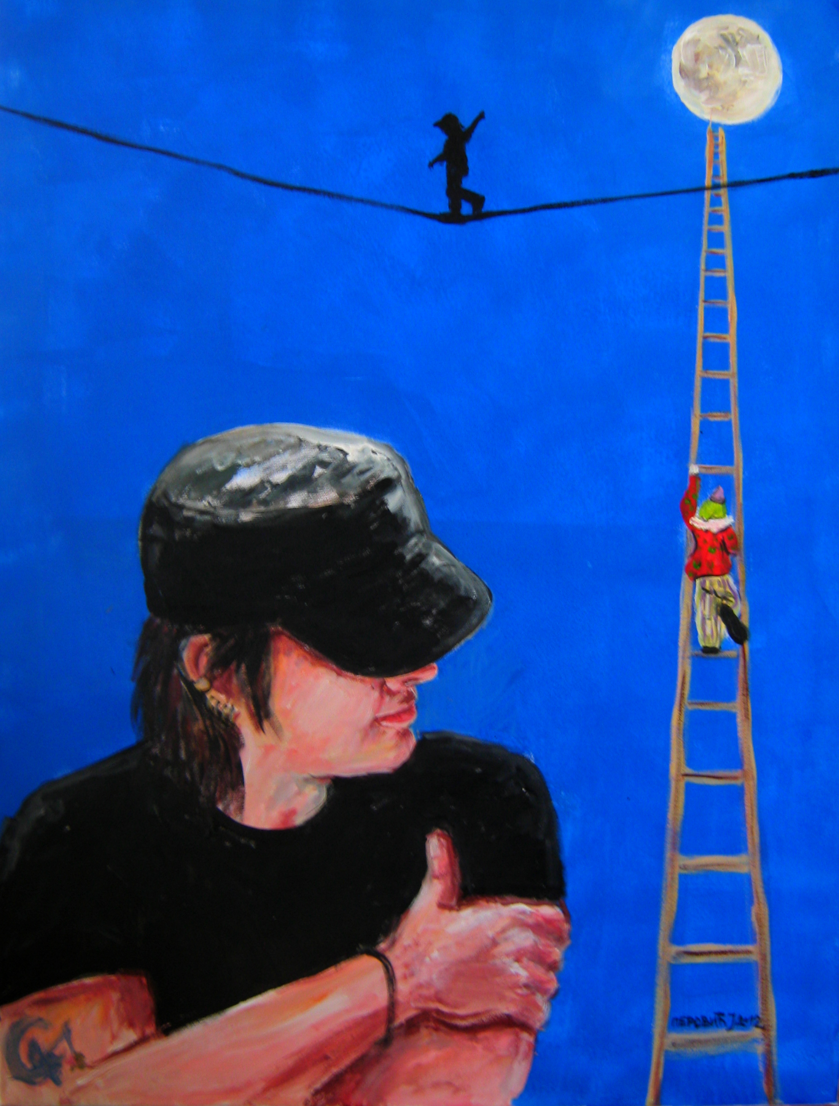 18.autoportret 80x60.2012