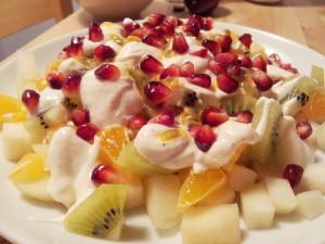 vocna salata
