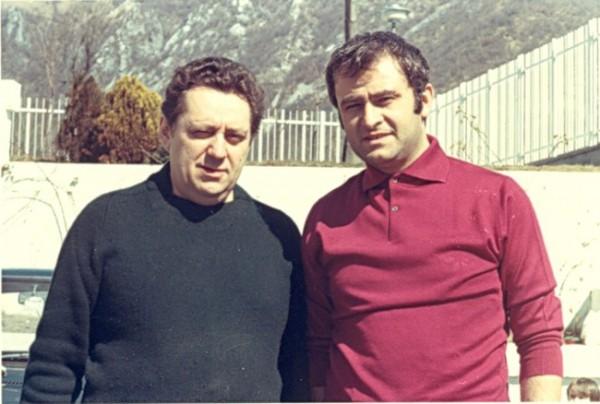 Max Bunker & Piffarerio