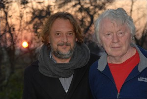 Раша Стевановић и Драко Гавриловић