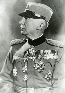 General Spasoje Tešić (1879-1963)
