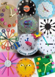 Napravi sat (reciklaža)