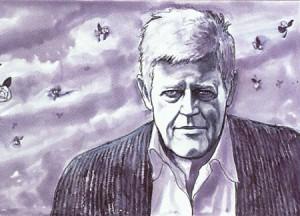Hugo Prat - Crtež Mila Manare