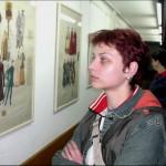 ИзложбА скица, цртежа и реализираних костима