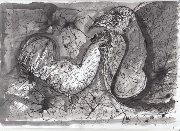 ž. a. r. paunovi u jutarnjoj magli