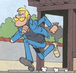 Inspektor Klifton