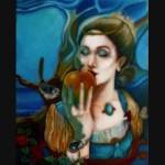 zlatna jabuka i devet paunica