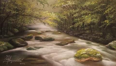 šumski potok