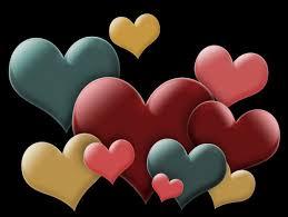 srca u boji