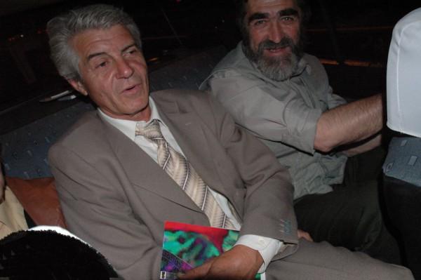 Драган Лечић, увек елегантан и у друштву