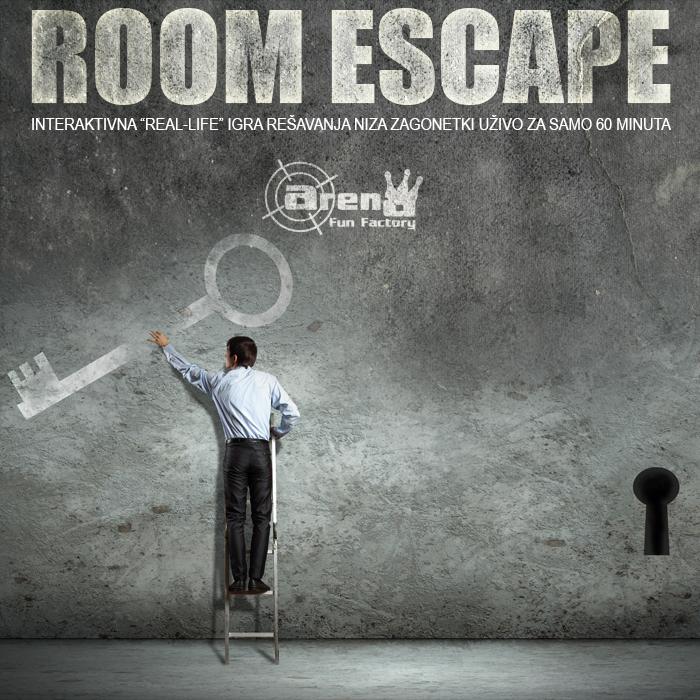 Room Escape Kragujevac