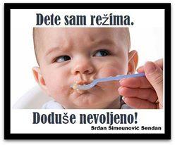 Aforizam: Srdjan Simeunović Sendan Ilustracija: Deana Sailović