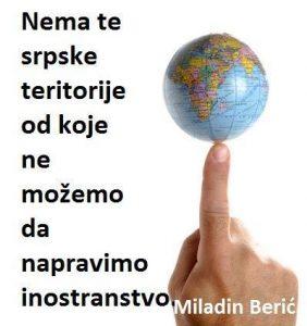 Aforizam Miladin Berić Ilustracija Deana Sailović