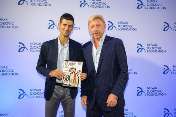 Foto: novakdjokovicfoundation.org