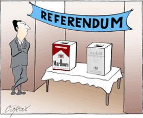 Karikatura Predrag Koraksić Corax