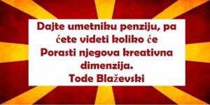 Tode Blaževski