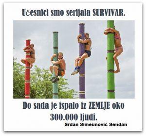 Aforizam Srđan Simeunović Sendan Ilustracija Deana Sailović