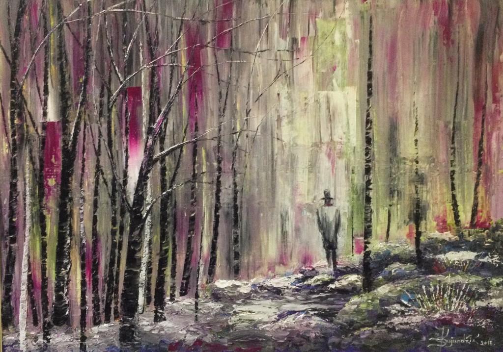 Tajanstvena šuma