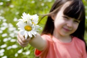 romantic-little-girl-cute-beautiful-child-children-happiness-flower-rose-sunflower-smile