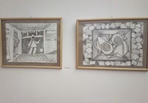 U galeriji
