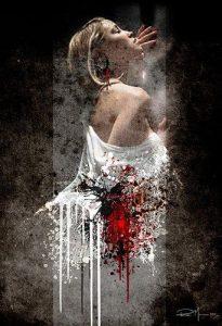 Naši jecaji, devojka, krv, strast