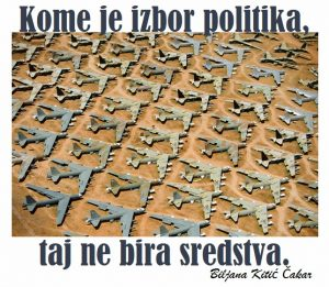 Aforizam Biljana Kitić Čakar Ilustracija Deana Sailović
