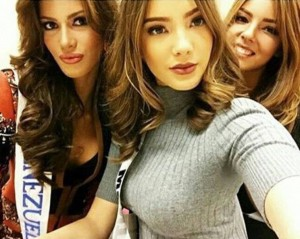 Mis Venecuele, Mis Crne Gore i MIs Srbije