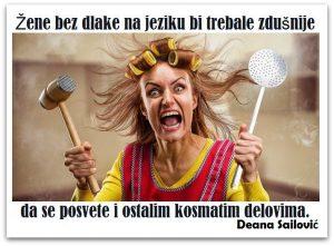 COOLumna Deana Sailović