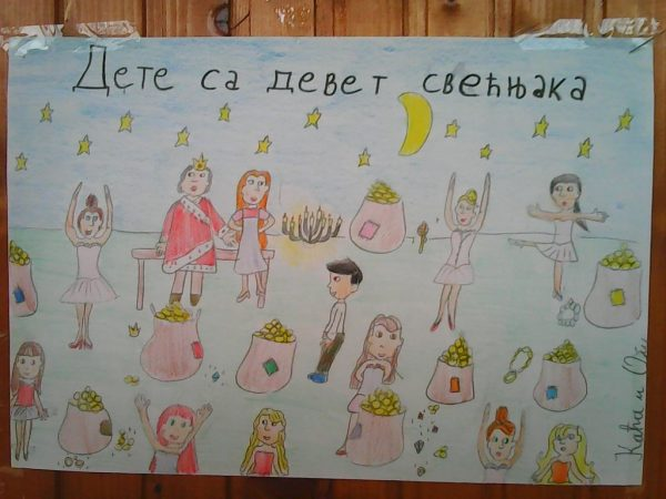 """Autor: Katarina Koprivica II5 asist. Ognjen Vujović II5, Oš """"Stanislav Sremčević"""", Kragujevac učiteljica: Gordana Rašić"""