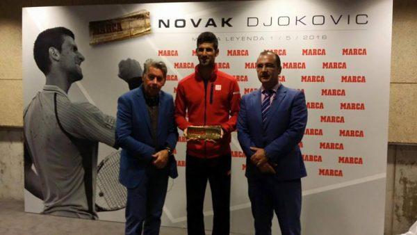 Foto: Fejsbuk stranica Novak Đoković