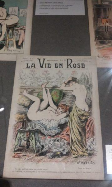 Fotografija: Snežana Ilić, Muzej Montmartre, Paris