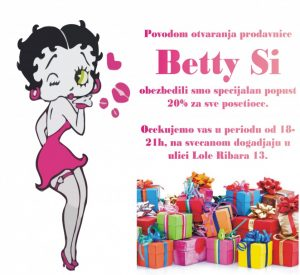 Betty Si Kragujevac