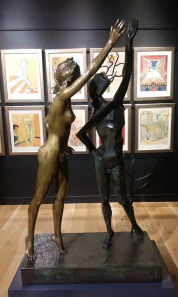 Muzej Salvadora Dalija Pariz, fotografija: Snežana Ilić