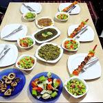 jelo, Turska, Jonija, hrana, večera