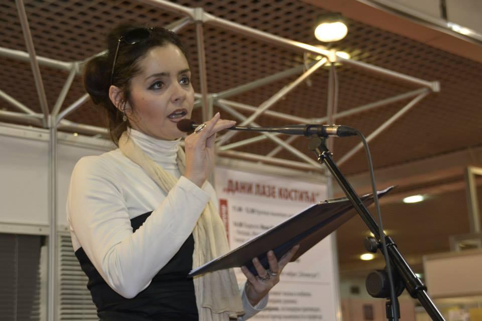 Sladjana Nedeljkovic-Novi Sad, Medjunarodni Festival pesnika