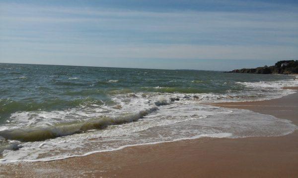 Atlantic Ocean, Le Pouliguen, foto: Snežana Ilić
