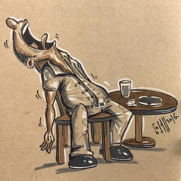 Karikatura: Bojan Jokanović