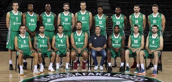 PHOTO: Eurobasket